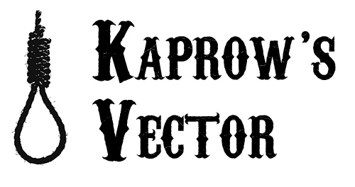 Kaprow's Vector by John D'Agostino at The Grass Over Graves